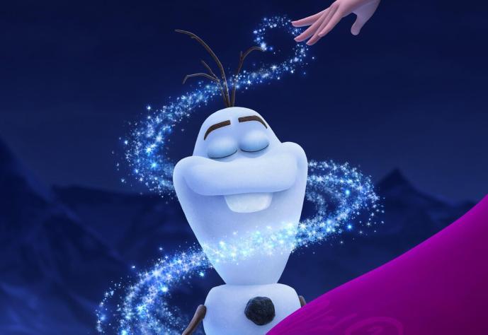 Olaf Disney Header