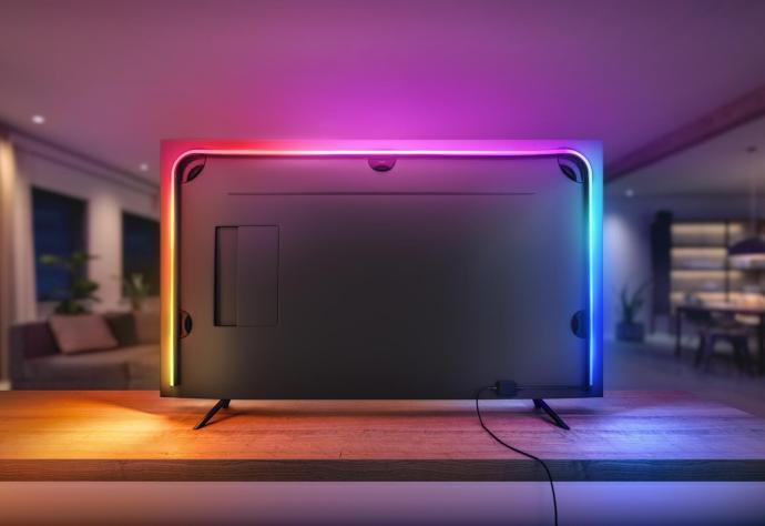 Philips Hue Play Gradient Lightstrip Back