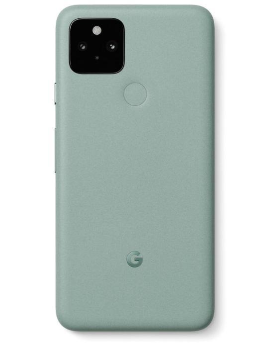 Pixel 5 Green Back