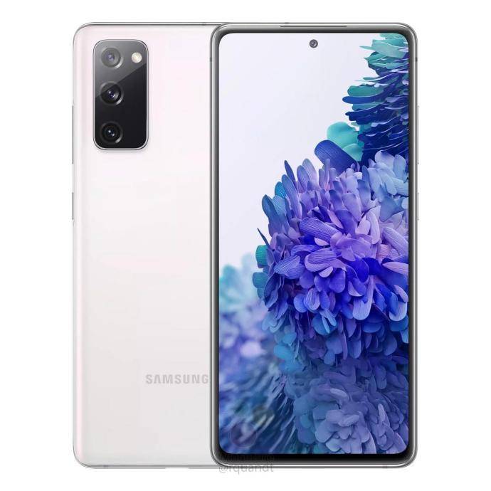 Samsung Galaxy S20 Fe Leak Weiss