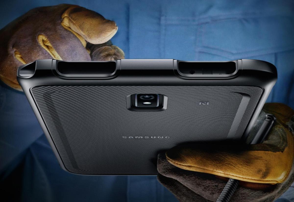 Samsung Galaxy Tab Active 3 Header