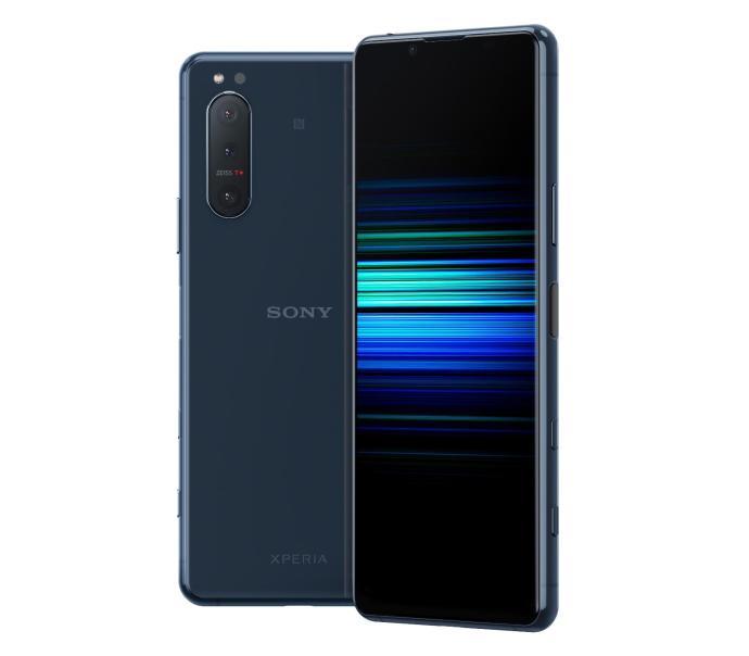 Sony Xperia 5 Ii Blau