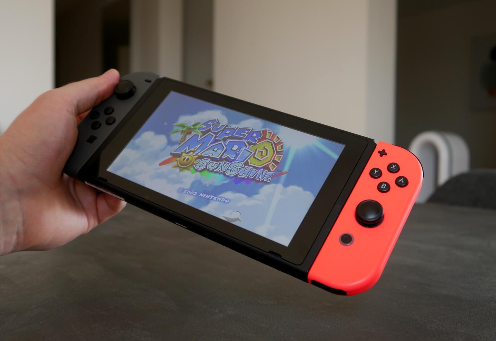 Super Mario 3d All Stars Hand