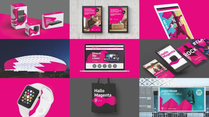 Telekom Branding Neu