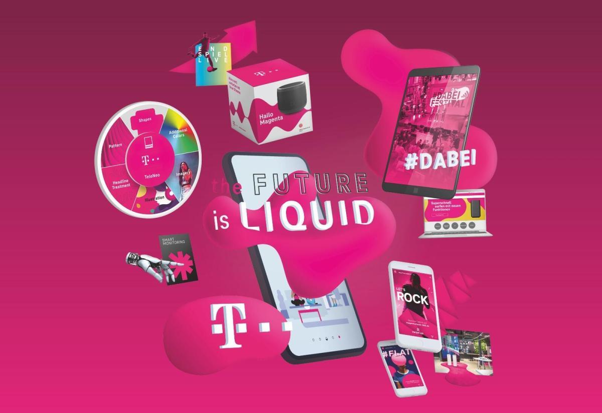 Telekom Liquid Design
