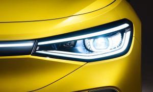Volkswagen Vw Id4 Licht Header