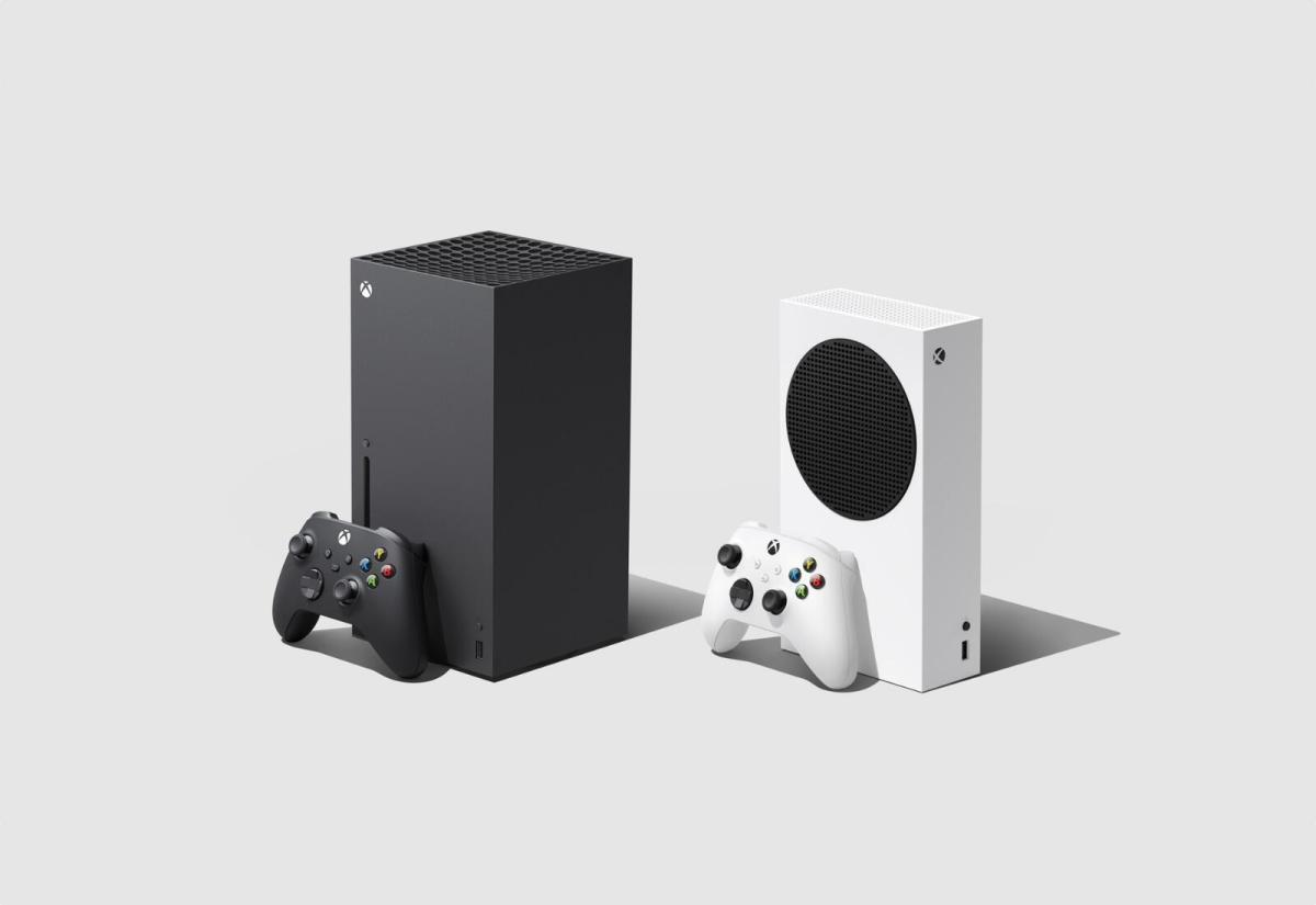 Xbox Series S X Header