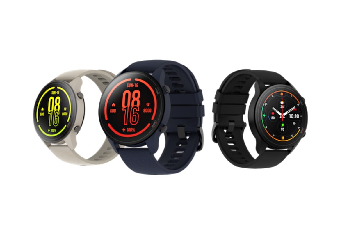 Xiaomi Mi Watch Header