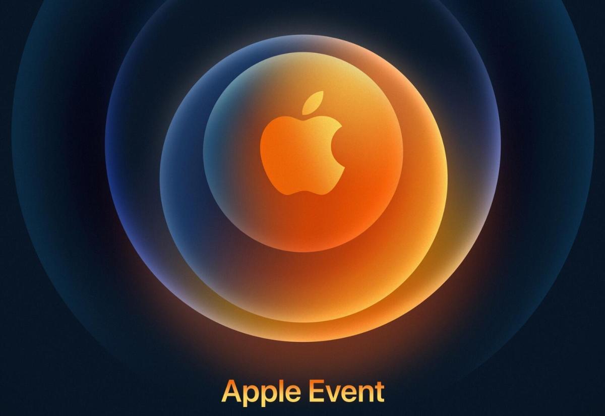 Apple Event September 2020 Logo Header