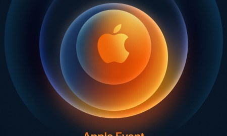 Apple Event September 2020 Logo Header