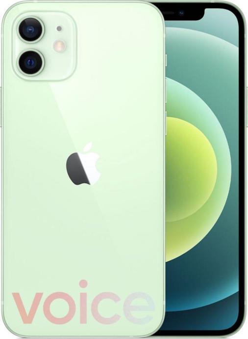 Apple Iphone 12 Gruen