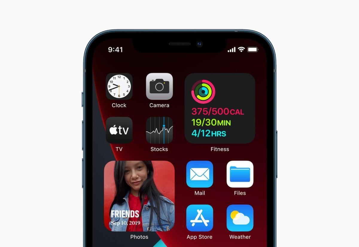 Apple Iphone 12 Ios 14 Header