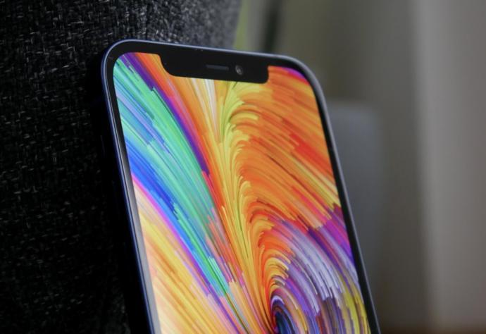 Apple Iphone 12 Notch