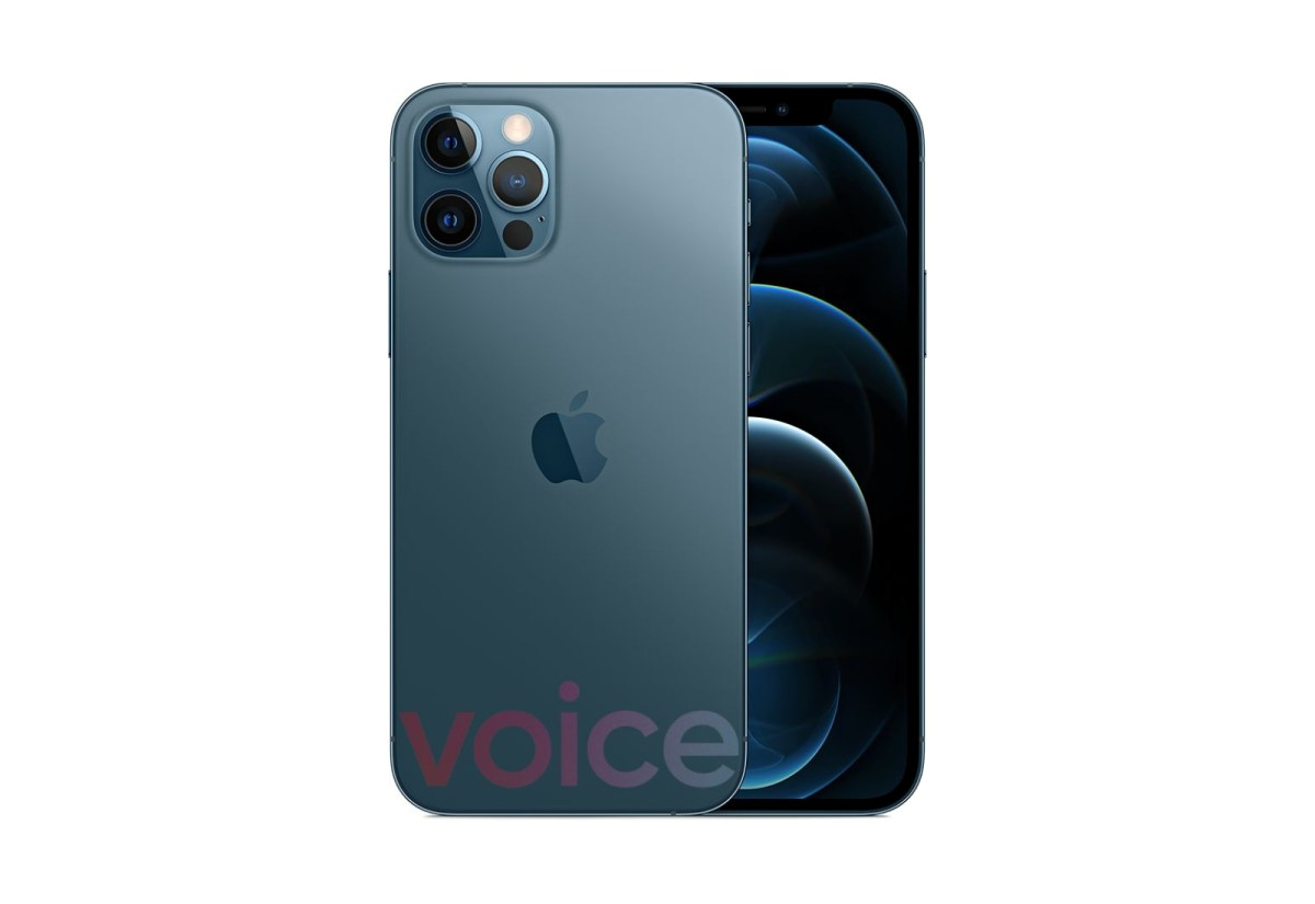 Apple Iphone 12 Pro Blau