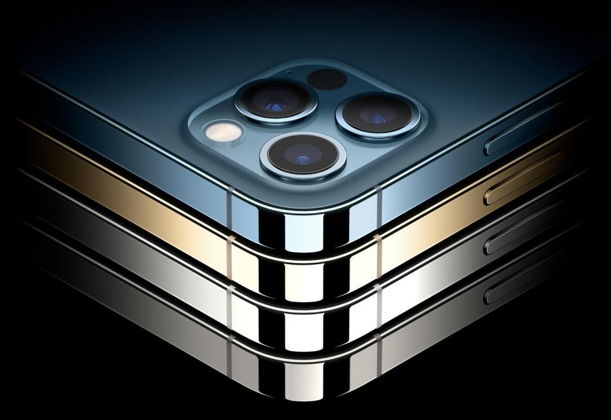 Apple Iphone 12 Pro Farben