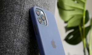 Apple Iphone 12 Pro Silikon Case Header