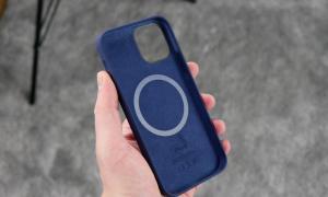 Apple Iphone 12 Pro Silikon Case Inside