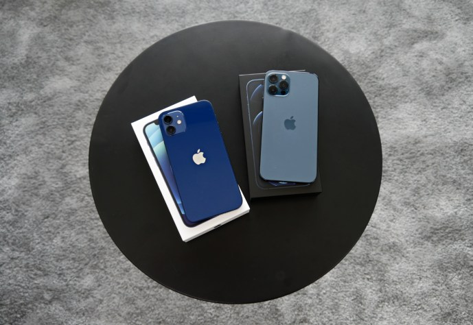 Apple Iphone 12 Pro Unboxing Header