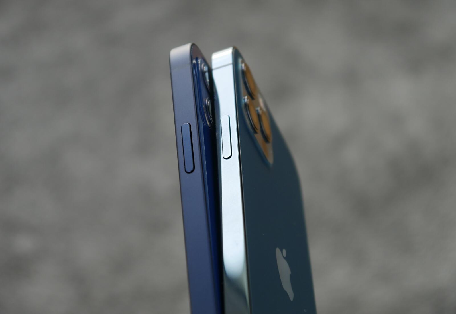 Apple Iphone 12 Pro Vergleich Detail