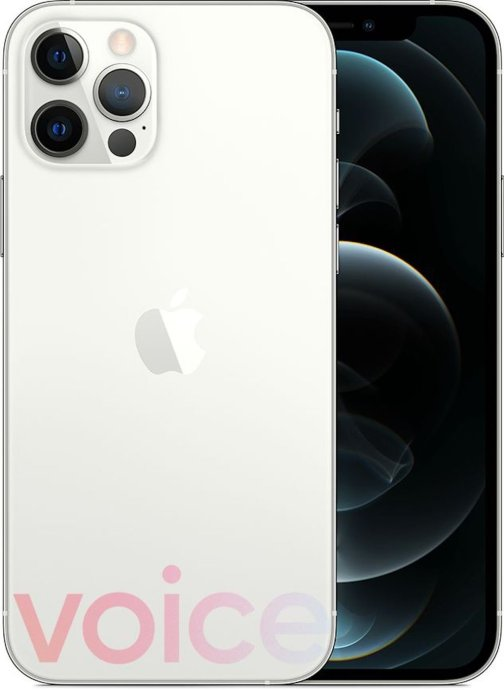 Apple Iphone 12 Pro Weiss