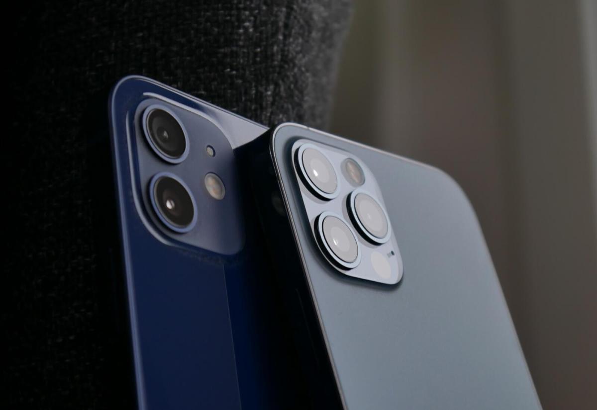 Apple Iphone 12 Und 12 Pro Kamera