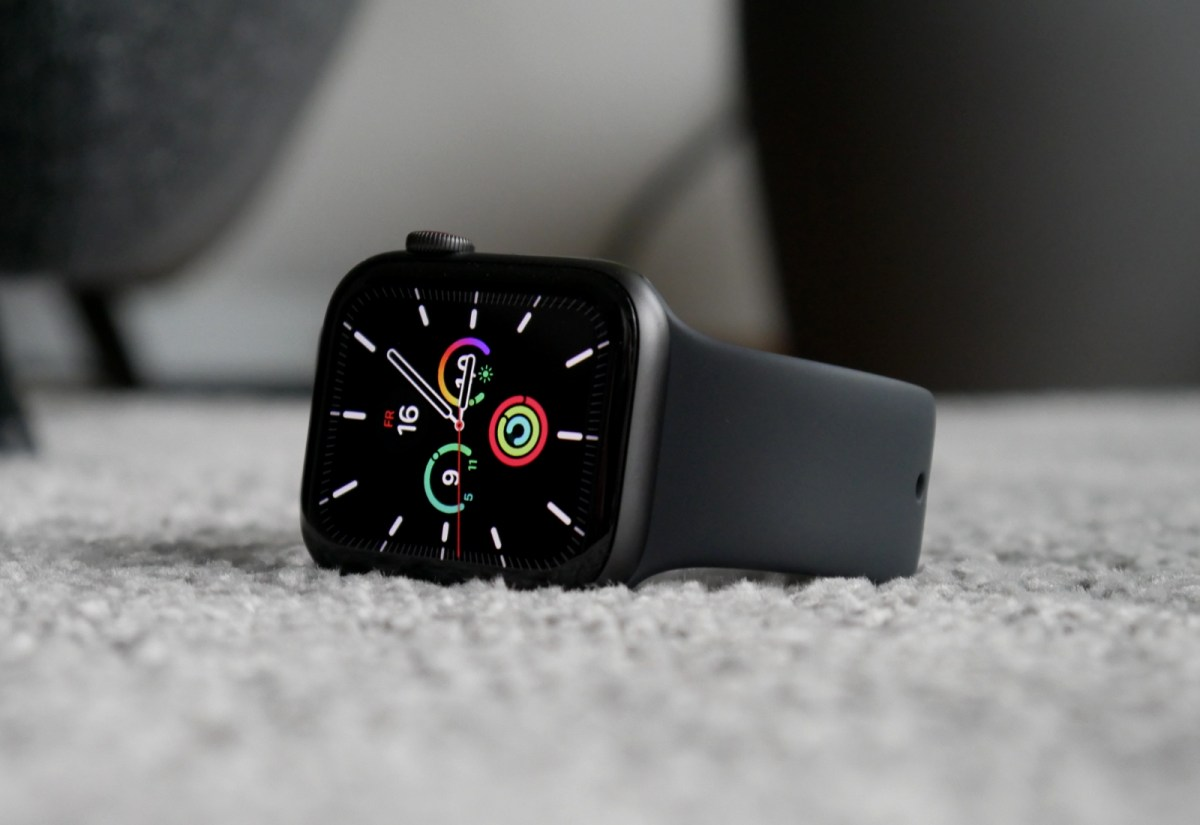 Apple Watch Se Header
