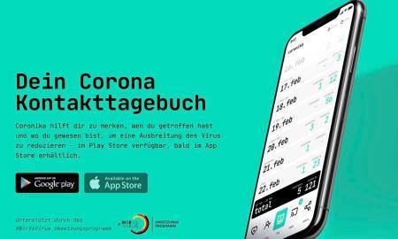 Coronika App