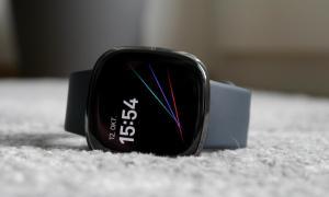 Fitbit Sense Header