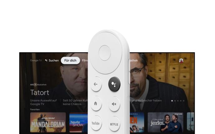 Google Tv Header