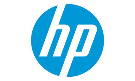 Hp Logo Weiss