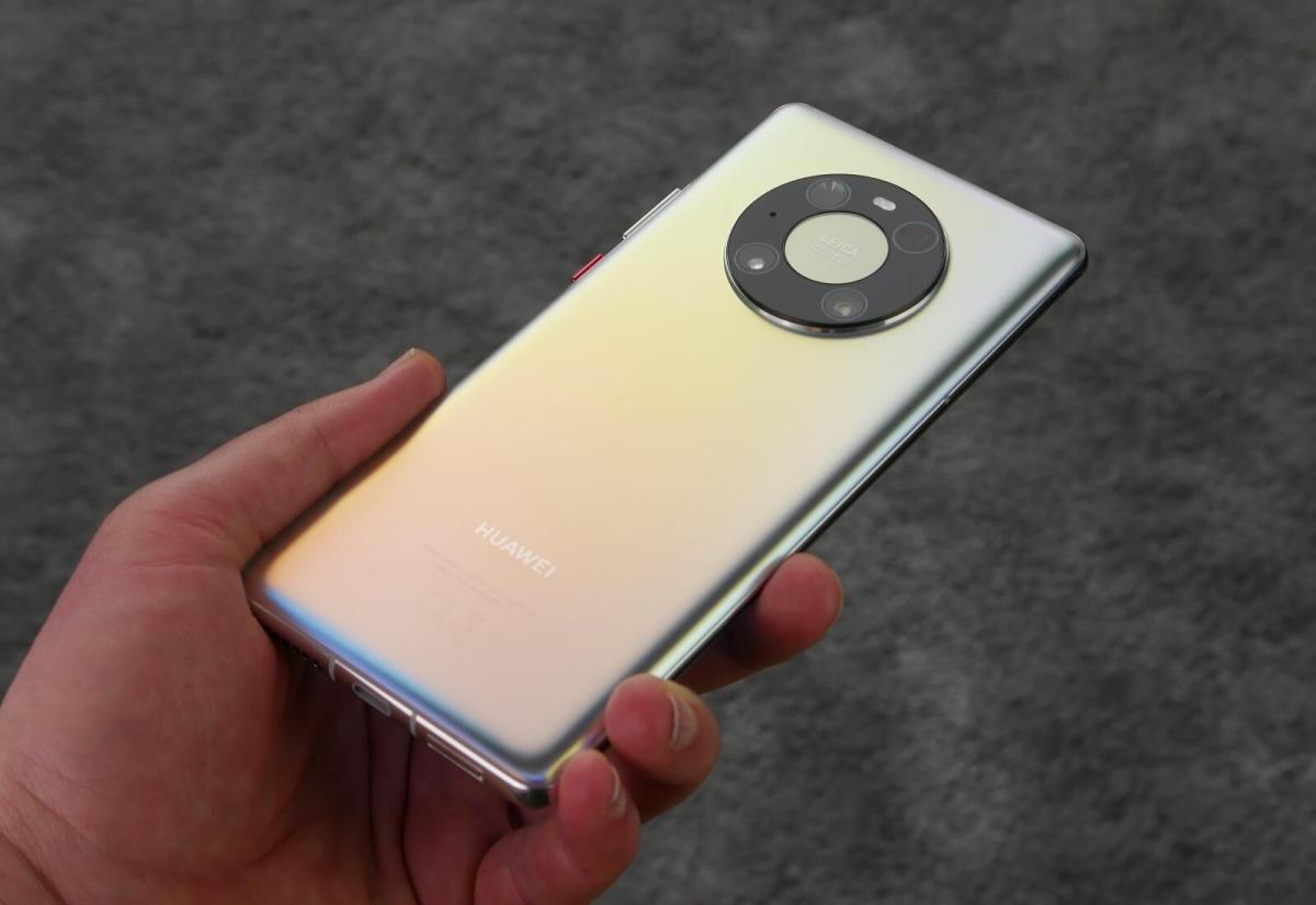 Huawei Mate 40 Pro Header