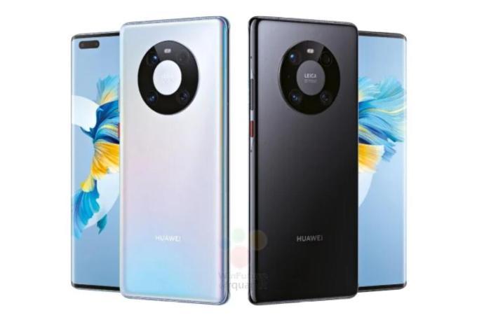 Huawei Mate 40 Pro Leak Header