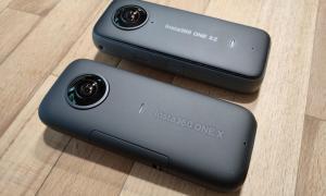 Insta360 One X2 Und Insta360 One X Vergleich 2