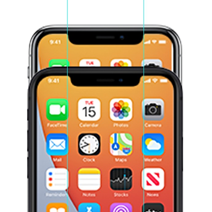 Iphone 12 Notch