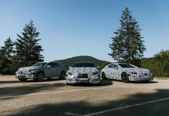 Mercedes Benz Eq Lineup 2021