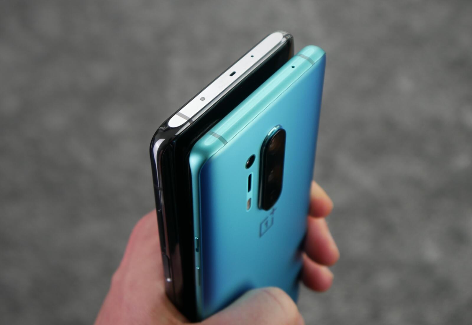 Oneplus 8 Pro Xiaomi Mi 10t Pro Top