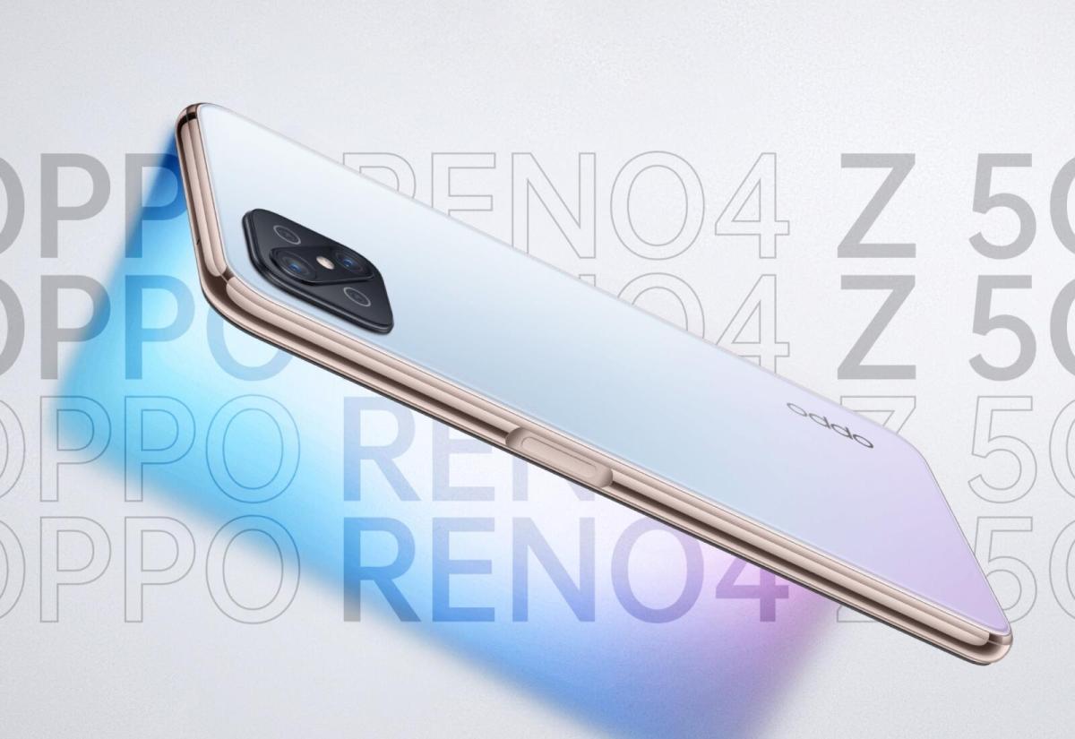 Oppo Ren4 Z 5g Header