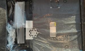 Ortur Obsidian 3d Drucker Printer Verpackung