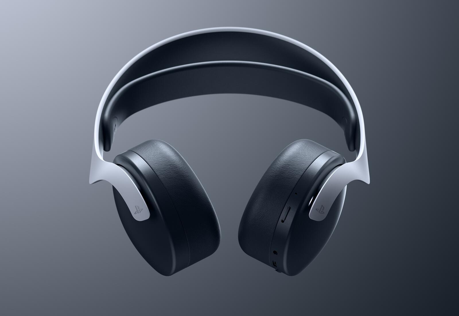 Sony Playstation 5 3d Pulse Headset Header