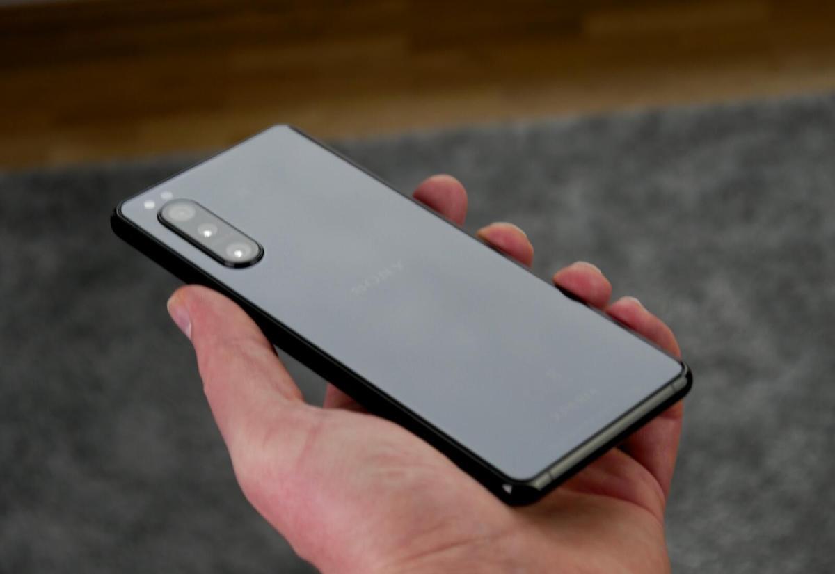 Sony Xperia 5 Ii Back