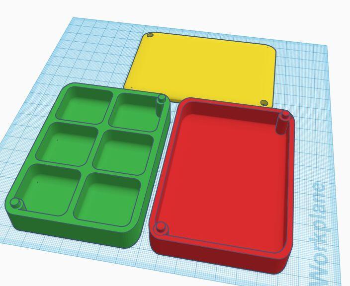 3d Design Schraubenschale Tinkercad Printfluencer