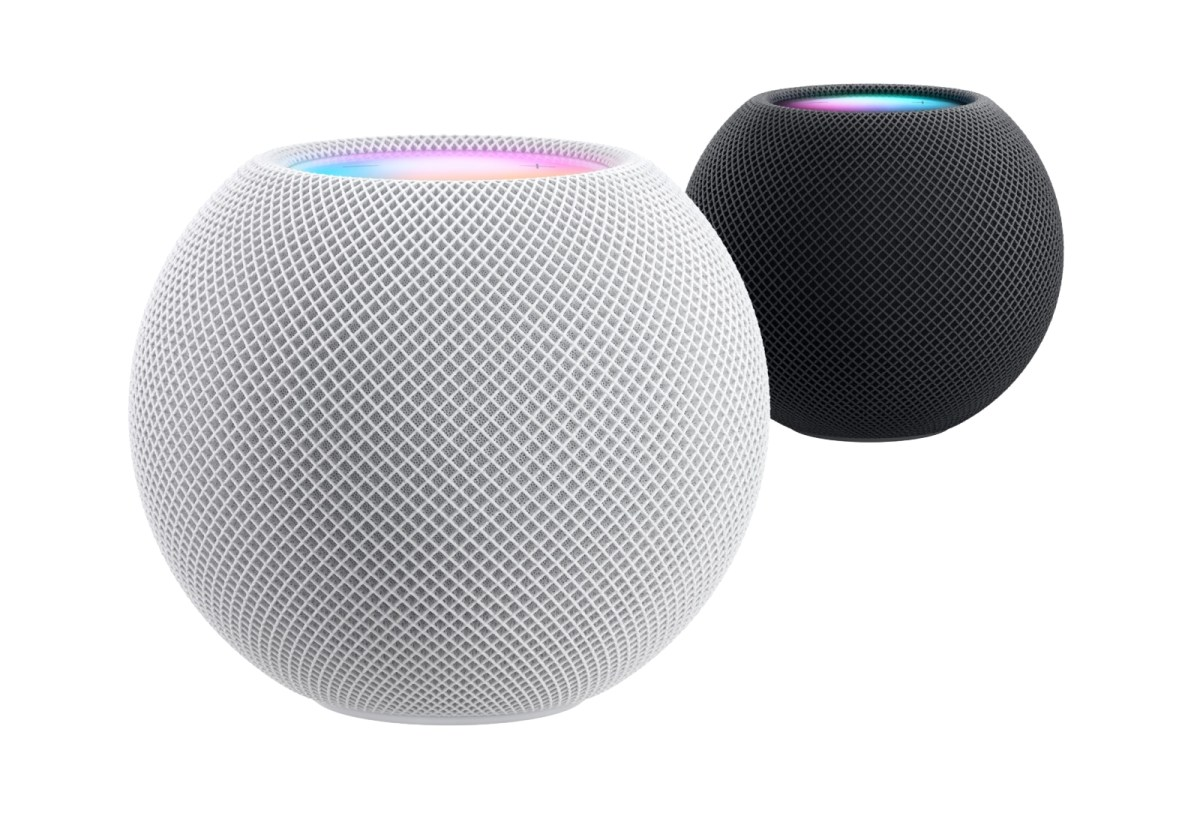 Apple Homepod Mini Farben Header