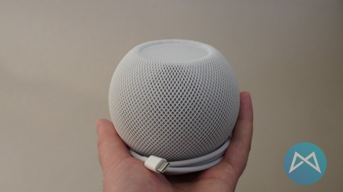 Apple Homepod Mini Hand