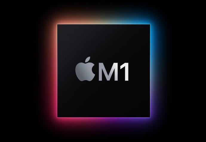 Apple M1 Header