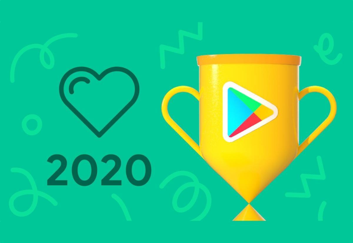 Google Play Store Awards 2020