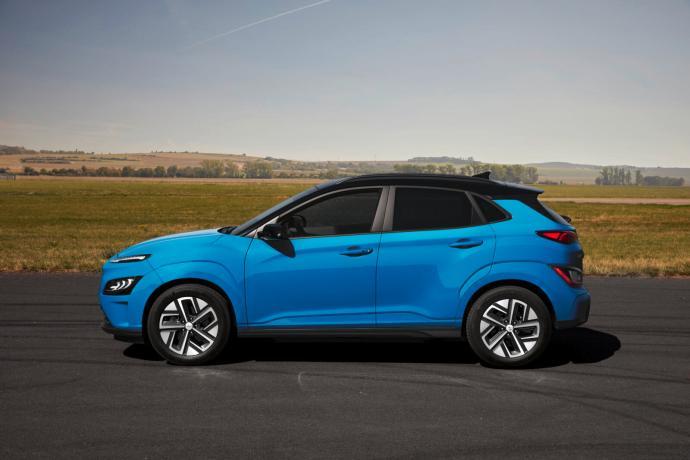 Hyundai Kona Elektro 2021 Bild3