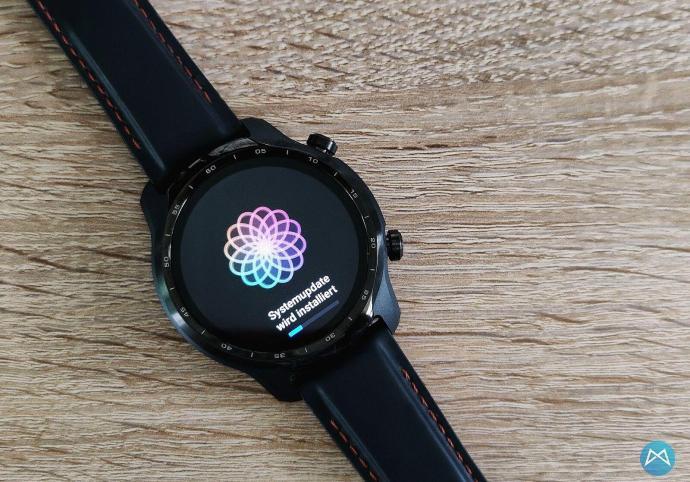 Mobvoi Ticwatch Pro 3 Update