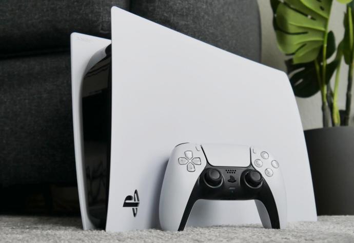 Ps5 Sony Playstation 5 Header