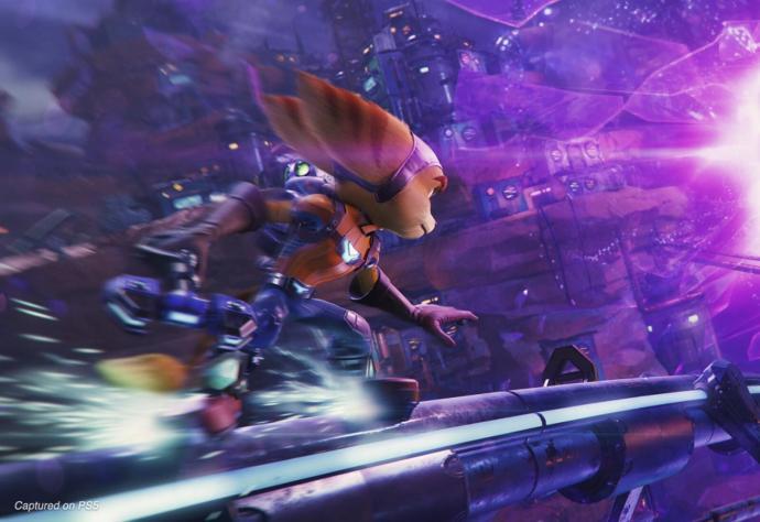 Ratchet Clank Header