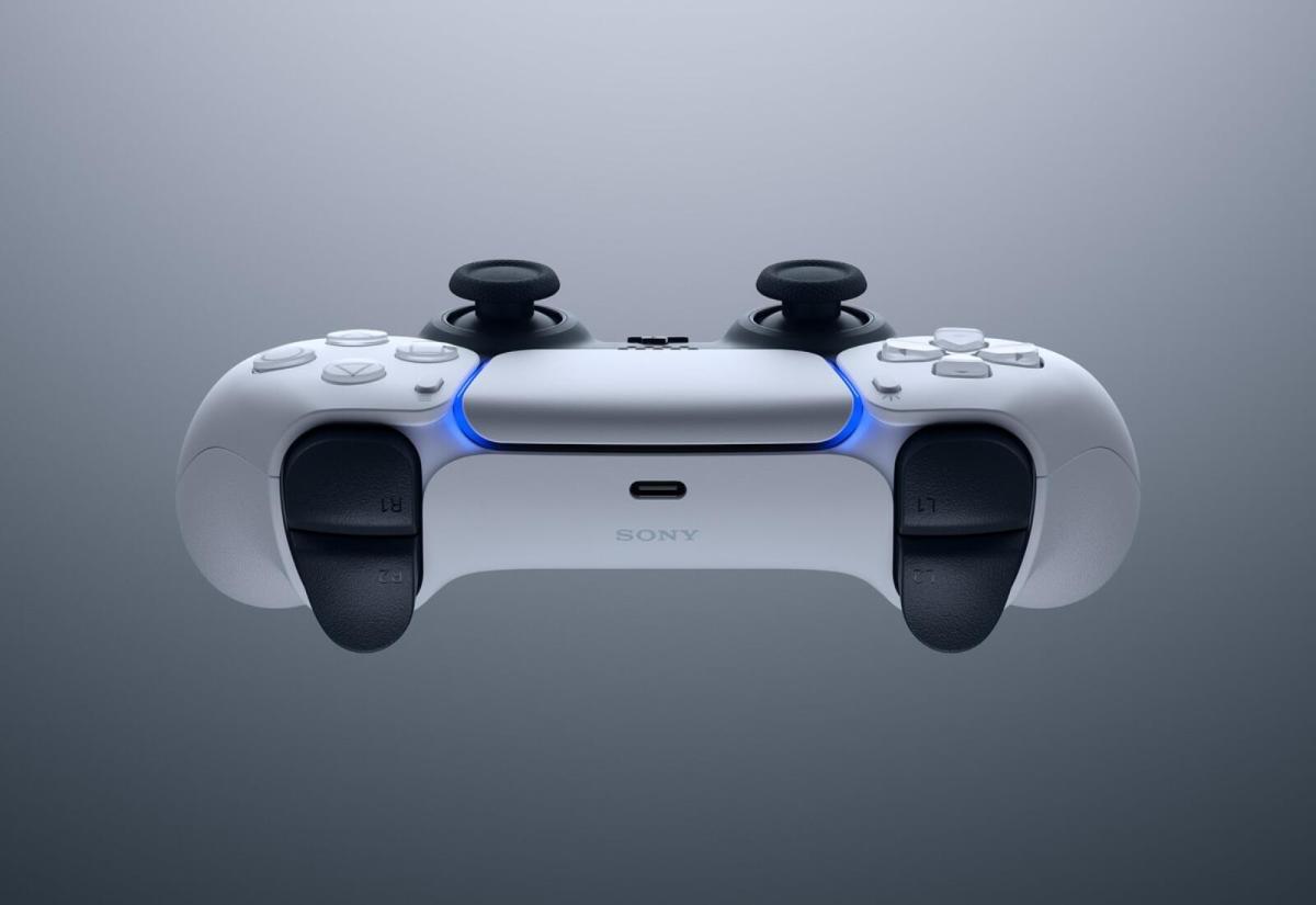 Sony Playstation Dualsense Header